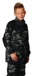Pracovné odevy- Detská bunda Comouflage
