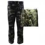 Pracovné odevy - Nohavice maskáčové - ZIGO výroba