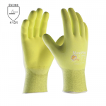 Pracovné rukavice - ATG MAXIFLEX ULTIMATE 34-874FY reflexné