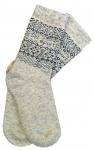 NA OBJEDNÁVKU! Ponožky zimné - SKI, mat.80% bavlna, 17% provendel, 3% elastan, vel.3-10