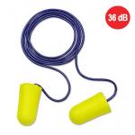 Štuple do uší - EAR SOFT so šnúrkou, SNR 36 dB