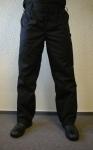 Pracovné odev - Čierne nohavice SBS/čašnícke