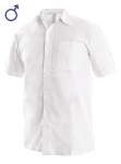 Pracovné odevy - Košeľa RENÉ pánska biela