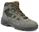 DODANIE 7-14 DNÍ! Elegantná, široká topánka GOBI z velúrovej hovädzinovej usne s hydrofóbnou úpravou v kombinácii s Cordurou. Priedušná. Protišmyková, antistatická a olejuvzdorná podošva. Veľkosti: 36-47.