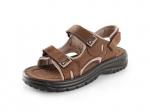 Pracovná obuv – Sandále CORK RAMON celokožená