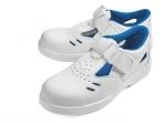 Pracovná obuv – Sandále RAVEN WHITE S1