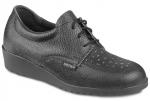 Pracovná obuv - poltopánky čašnícke 059 6660 OB E dámske