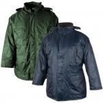 Pracovné odevy - Zateplená bunda BC 60/Atlas