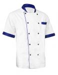 Pracovné odevy - Rondon BLUE krátky rukáv