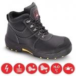 Pracovná obuv - členková obuv LUXEMBURG S3