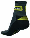 SKLADOM!Špeciálne ponožky vytvorené do náročného pracovného prostredia. Pracovné ponožky WASAT sú vyvinuté s použitím najnovších technológií vo výrobe a kombináciou špeciálne upravovaných vlákien. veľ.: 39-46