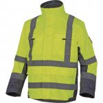 Pracovné odevy - Reflexná bunda Tarmac 4v1