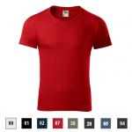Pracovné odevy - Tričko SLIM FIT V-NECK