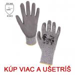 Pracovné rukavice CITA - cena od 2,05 €