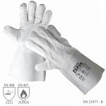 Pracovné rukavice CRANE zváračské - cena od 3,38 €