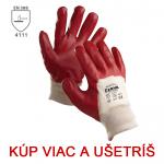 Pracovné rukavice REDPOL - cena od 0,87 €