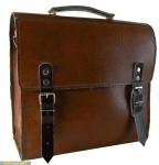 Pracovná taška barexová menšia  J3002 Rozmer: 30x26x14