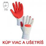 Pracovné rukavice BLANCHE - cena od 0,71 €