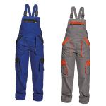 Pracovné odevy - Dámske montérkové nohavice MAX LADY s náprsenko