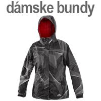 Zimné pracovné bundy - Zateplené nepremokavé softshellové bundy - Pracovné odevy Zigo - chránená dielňa - náhradné plnenie