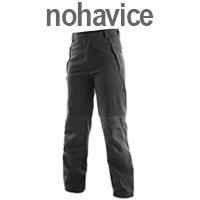Zimné pracovné nohavice - zateplené nepremokavé nohavice - Pracovné odevy Zigo - chránená dielňa - náhradné plnenie