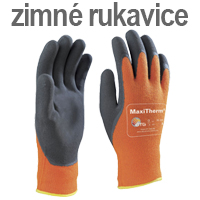 Zimné pracovné rukavice - zateplená rukavice - Pracovné odevy Zigo - chránená dielňa - náhradné plnenie