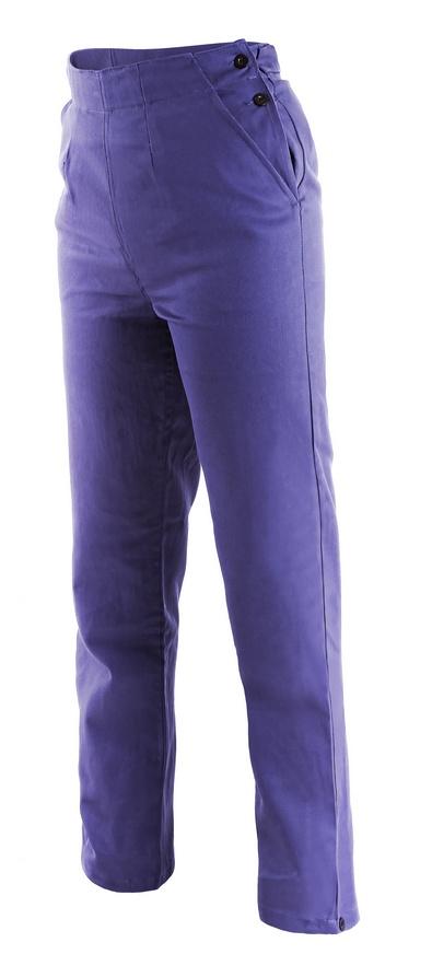 Dámske montérkové nohavice do pása HELA