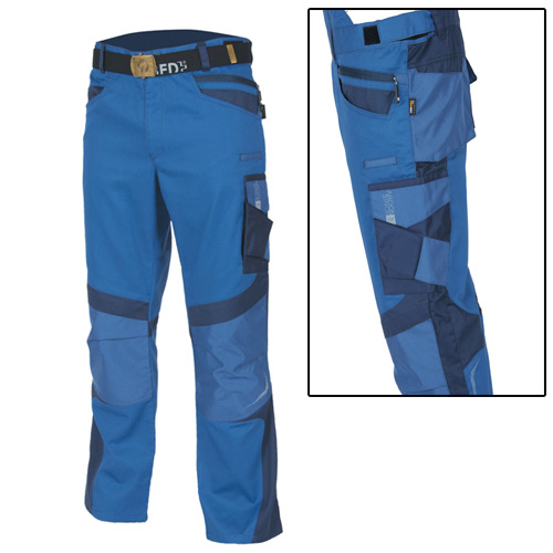 Montérkové nohavice do pása R8ED+ 02