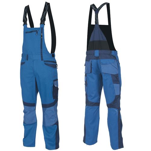 Montérkové nohavice s náprsenkou R8ED+ 03