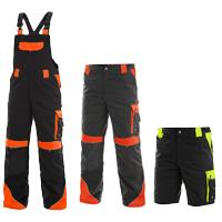 Pracovné odevy - Montérkové nohavice