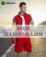 Ardon akcia - Firmy 2018