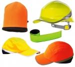 Reflexné čiapky, prilby, doplnky