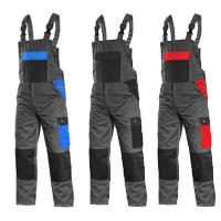 91191eb9d Pracovné odevy - Montérkové nohavice