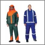 Pracovné odevy - Montérkové súprav ŠPECIÁLNE (antistatické, kyselinovzdorné, ohňovzdorné, zváračské, neporezné)