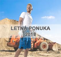 Letná ponuka 2018