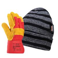 Zimné rukavice, čiapky a kukly