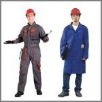 Pracovné odevy - Kombinézy a plášte