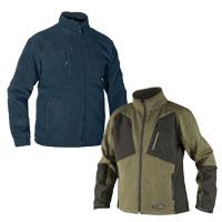 Pracovné odevy - Softshellové a fleecové oblečenie
