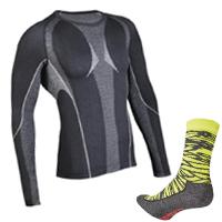 Pracovné odevy - Termoprádlo, ponožky