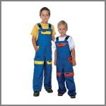 Pracovné odevy - Detské montérkové odevy