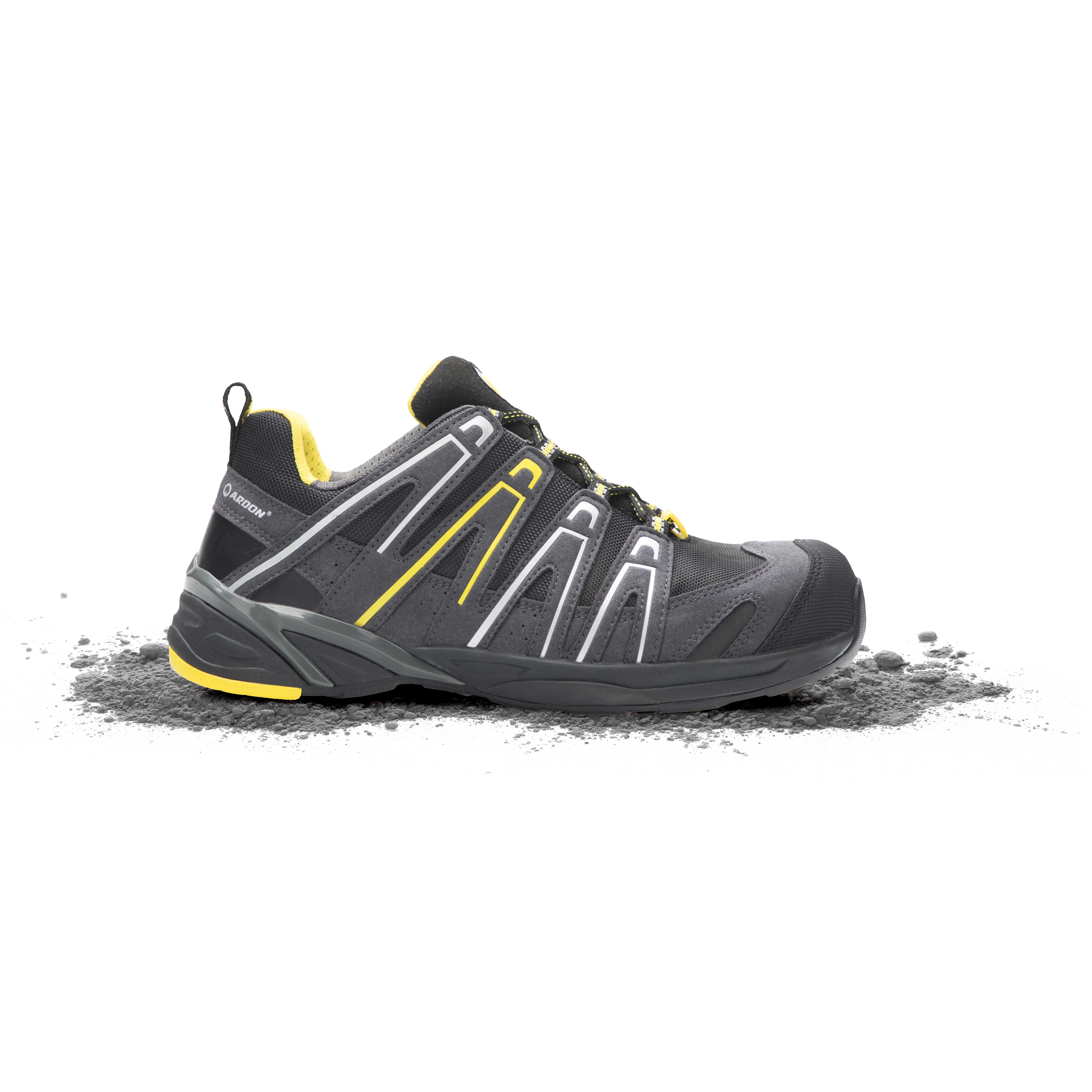 Pracovná obuv - Poltopánka DIGGER S1 (nekovová) 2c97c508b7