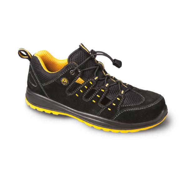 Pracovná obuv - sandále MEMPHIS S1 (nekovové) d855337d80