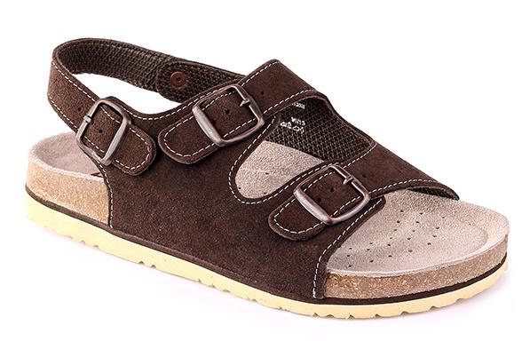 67cfe0494185 Pracovná obuv – Sandále CORK FILL korkové