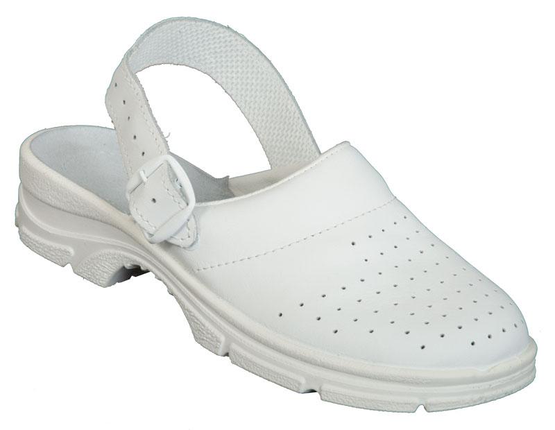 075a48c268826 Pracovná obuv – Sandále MISA OB kožené zdravotné. Zväčšiť