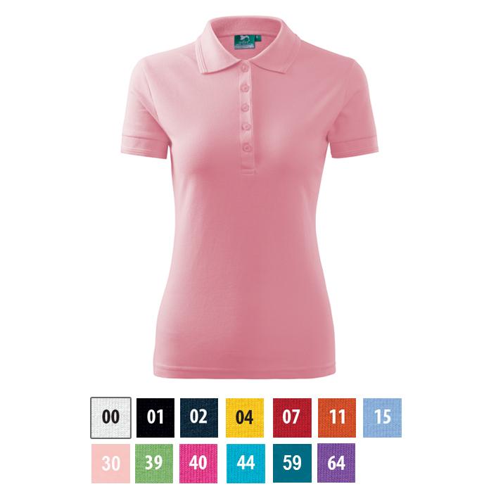 cfff8d421576 Pracovné odevy - Polokošeľa PIQUE POLO (Nr.210) dámska. Zväčšiť