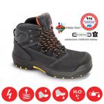 DODANIE 3-7 DNÍ! členková, trekingová obuv Dublin S3 s membránou, celokožená, obuv vhodná pre turistiku s ľahkou až stredne ťažkou záťažou, ale aj na bežné denné nosenie, certifikovaná ako pracovná obuv, hydrofóbna useň, zvršok: Crazy horse v hrúbke 2.