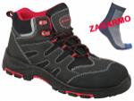 Pracovná obuv - členková obuv FORE S1P