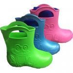 Detské čižmičky Žaba