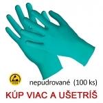 Jednorazové nitrilové rukavice TOUCH N TUFF 92-600 antistatické