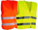 Pracovné odevy - Vesta reflexná ALEX cena od 1,35€